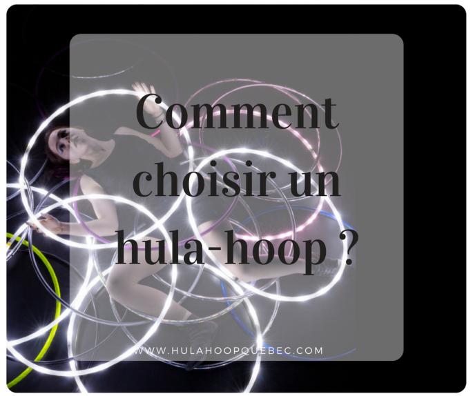 Acheter un hula-hoop