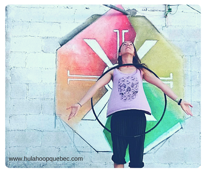 BIENFAITS PSYCHOLOGIQUES du hula-hoop