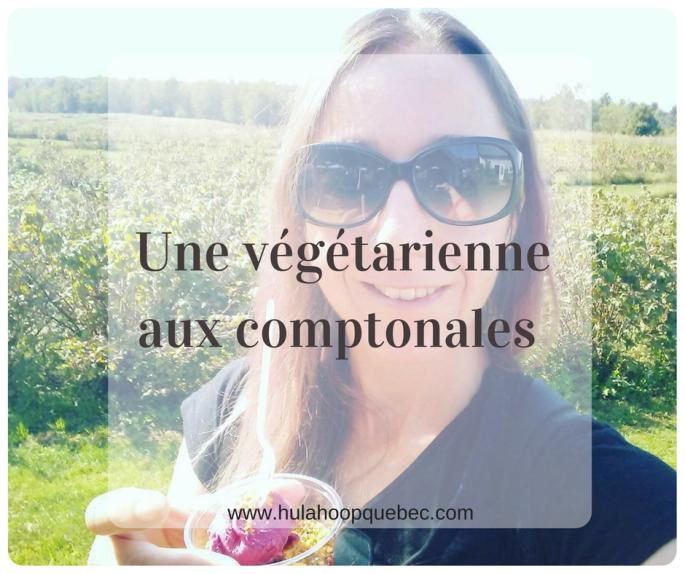 Une végétarienne aux comptonales