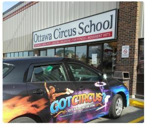 École de cirque d'Ottawa
