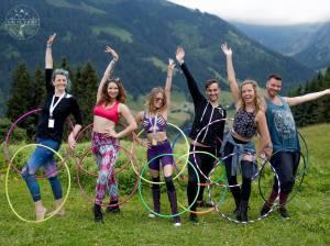 Alpine hoop retreat