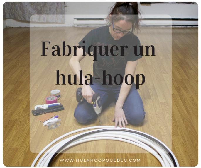 Faire un hula-hoop